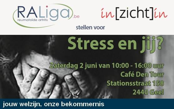 Stress en jij?