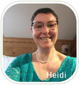 Heidi getuigt