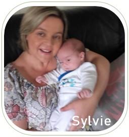 Sylvie getuigt